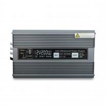 HTD-12V 200W 燈帶IP67防水電源