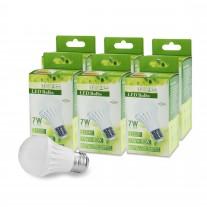 TDR-BU07-E26-7W  LED 燈泡(7W)6個套裝