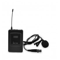 GDHD 9610 無線領夾式耳麥(黑色)