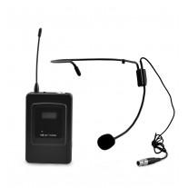GDHD 9610 無線頭戴式耳麥(黑色)