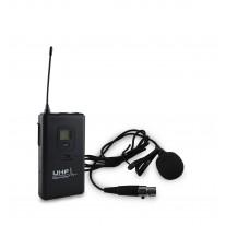 GDHD 9620 無線領夾式耳麥(黑色)