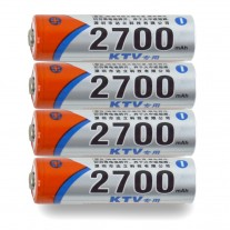B-2700 麥克風專用可充電電池