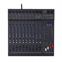 MP24D 數字輸出兩編組USB錄音實況調音台