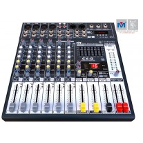 EX-8 8-CHANNEL MULTI EFFECTS MIXER