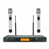 GDHD ST-9720 UHF頻段 智能靜音 專業KTV無線麥克風