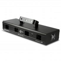 IGB-S665 四頭四色的四眼光束激光燈