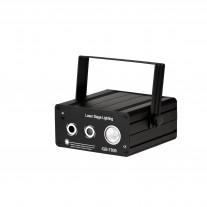 IGB-T809-1 48圖案雙頭激光 + 紅綠藍白LED四色燈