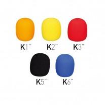 K1-K6 海綿麥克風話筒套