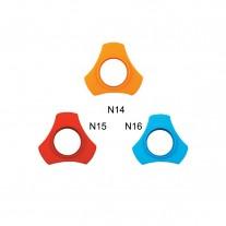 N14-N16 三邊矽膠麥克風架
