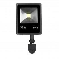 PIR LED Flood 戶外感應投光燈 30W