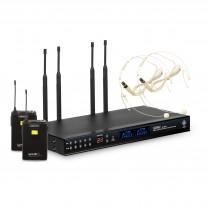 GDHD ST-9330 高端電容式演唱無線耳機套裝